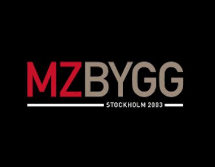 MZ Bygg logo